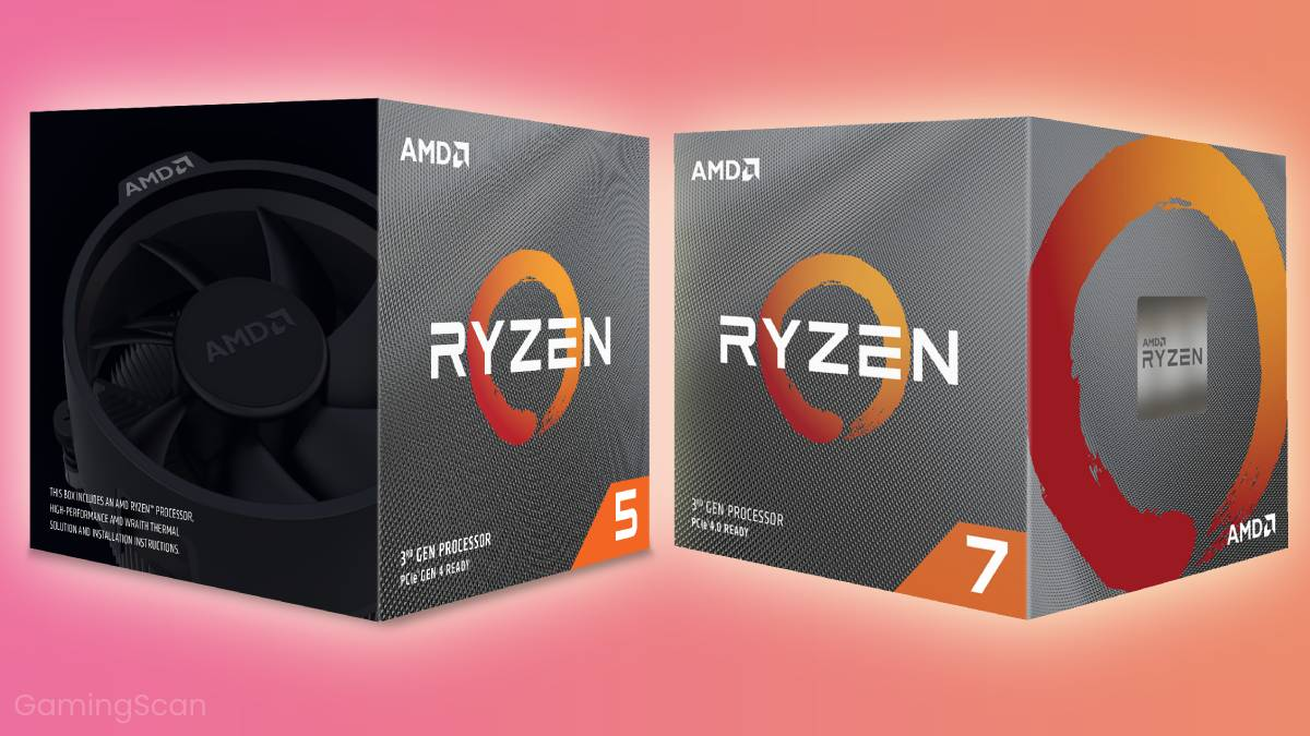 Best AMD Ryzen CPUs