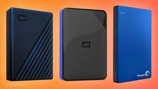 Best External Hard Drive For PS4