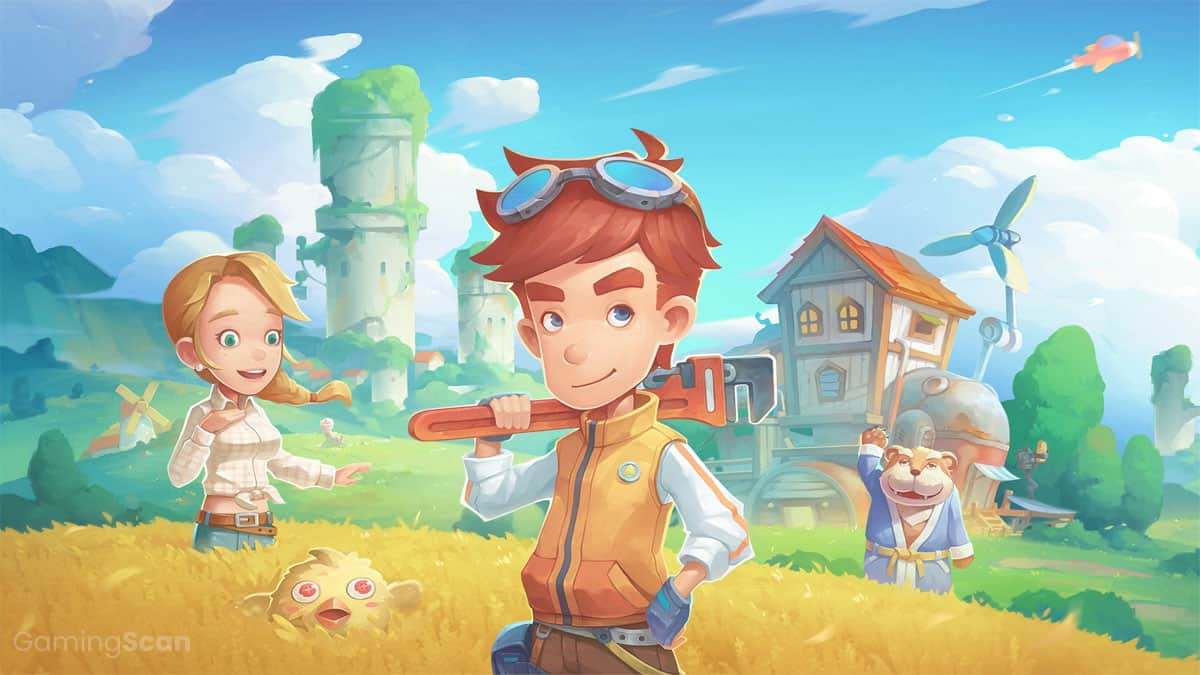 Best Farming and Agricultural Games