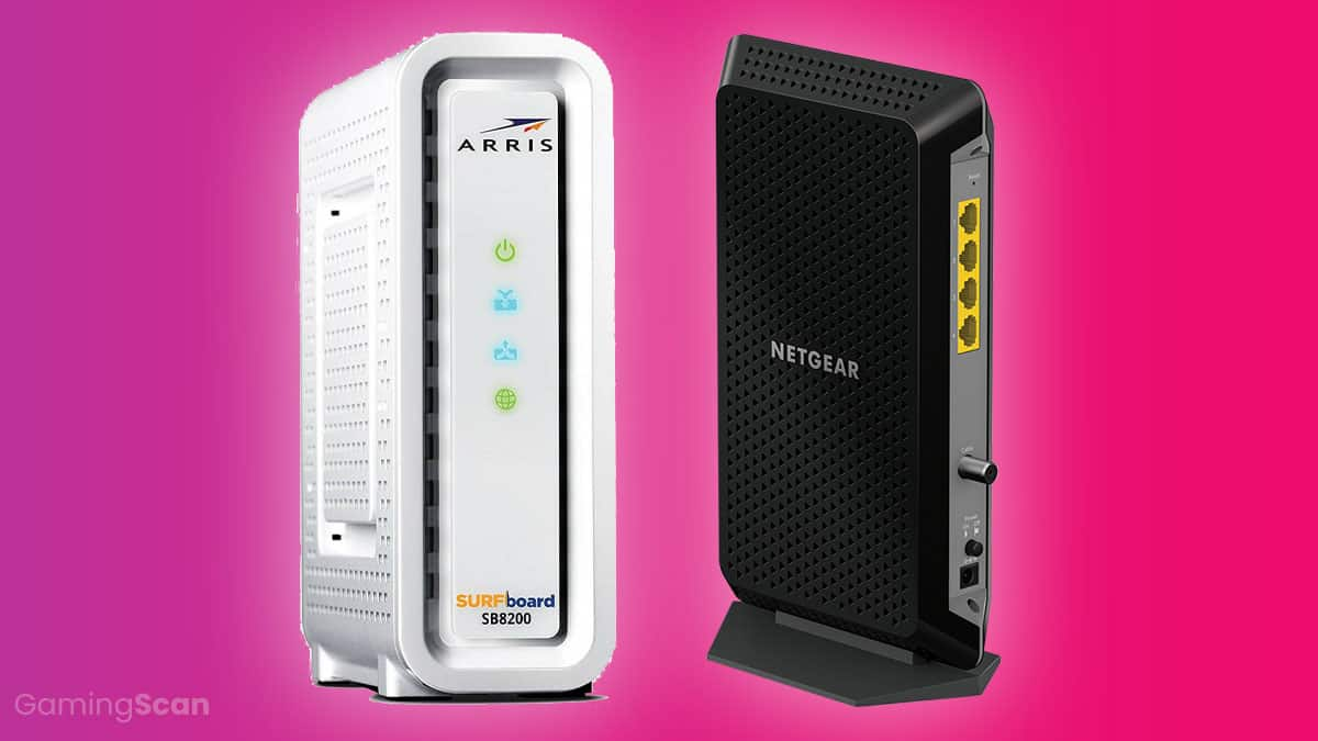 Best Gaming Modem