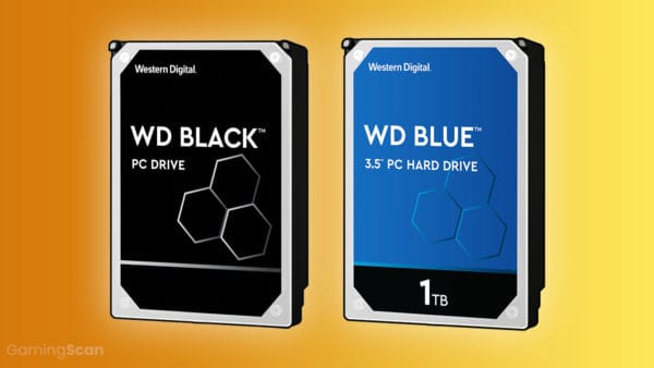 Best Hard Drives For Gaming