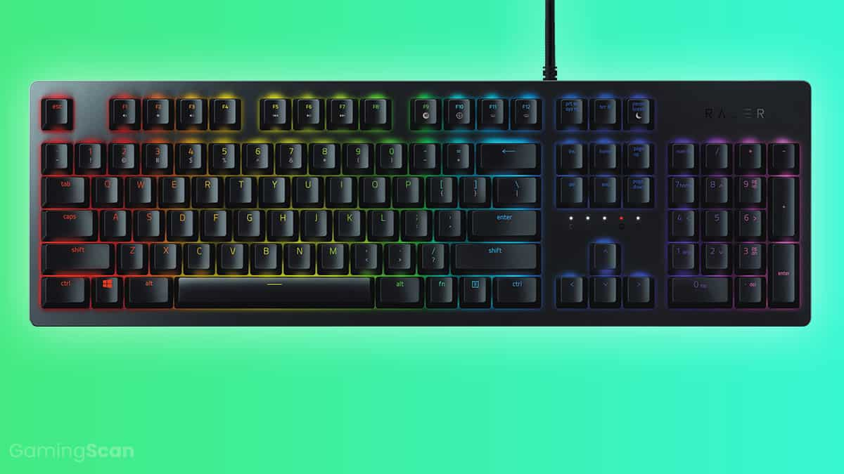 Best Optical Keyboards For Gaming