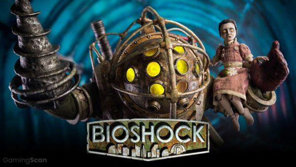 BioShock Game Order