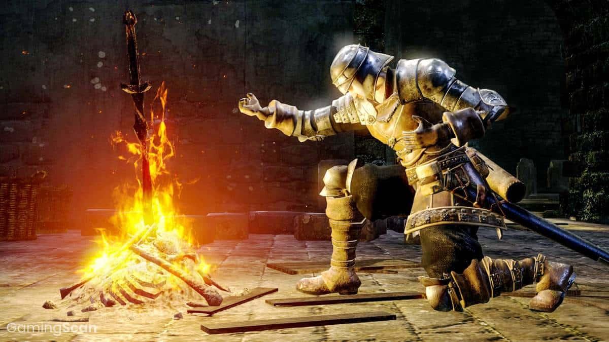 Dark Souls Game Order