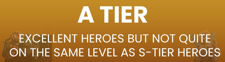 Dota Underlords Tier List Tier A