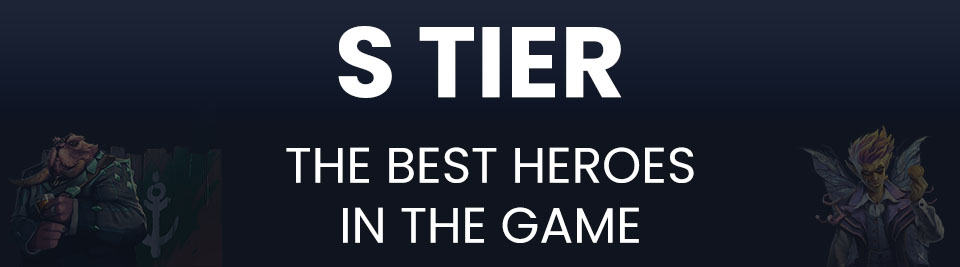 Dota Underlords Tier List Tier S