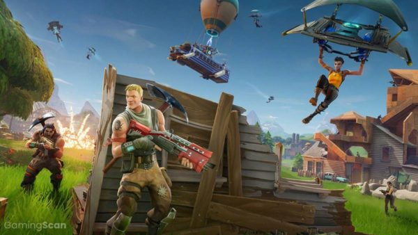 Fortnite Competitive Settings and Gear