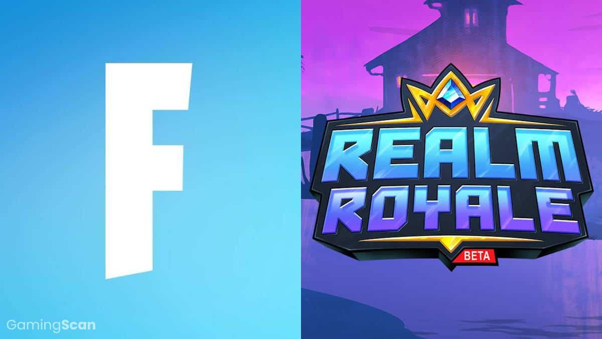 Fortnite vs Realm Royale – Best Battle Royale Game