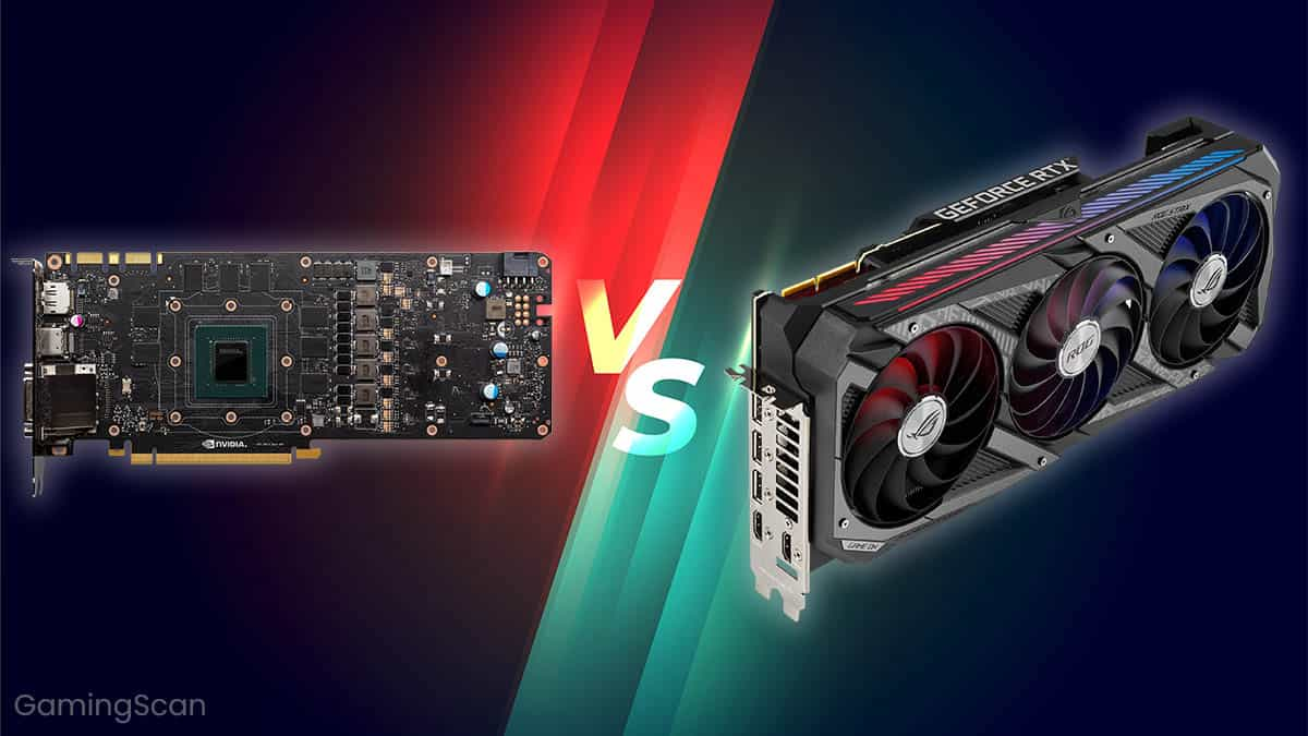 GPU vs Graphics Card