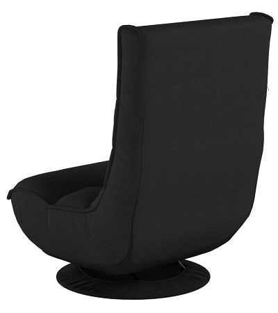 Giantex Swivel Gaming Chair Behind