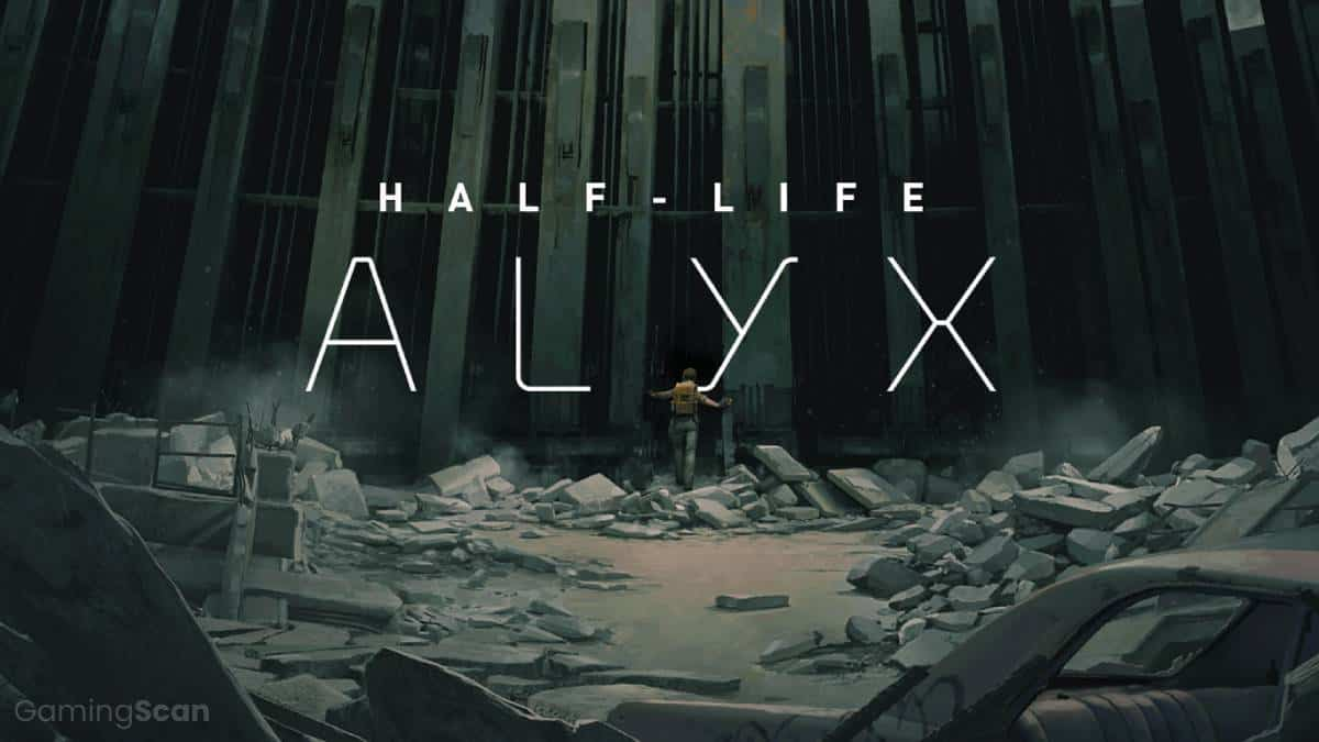 Half Life: Alyx System Requirements
