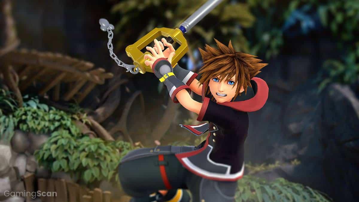 Kingdom Hearts 3 Keyblades