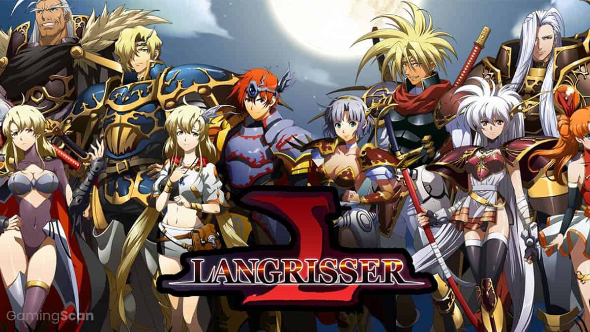 Langrisser Tier List
