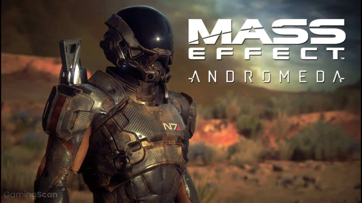 Mass Effect: Andromeda System Requirements