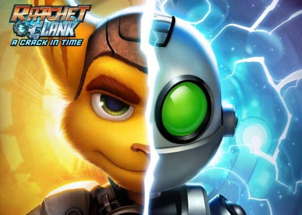 Ratchet & Clank Future A Crack in Time