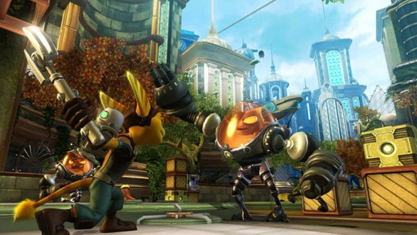 Ratchet & Clank Future Tools of Destruction