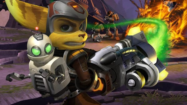 Ratchet & Clank Up Your Arsenal