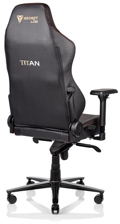Secretlab Titan 2020 Series Behind