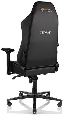 Secretlab Titan XL 2020 Series Behind