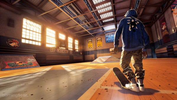 Tony Hawk's Pro Skater 1 + 2 Guide How to Set up Multiplayer