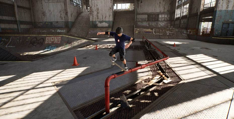 Tony Hawks Pro Skater 1 and 2 Challenges