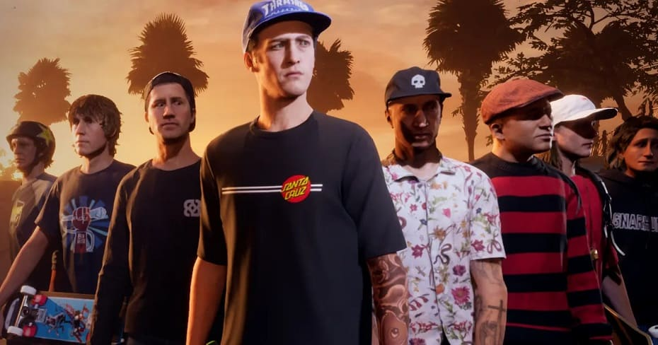 Tony Hawks Pro Skater 1 and 2 Multiplayer