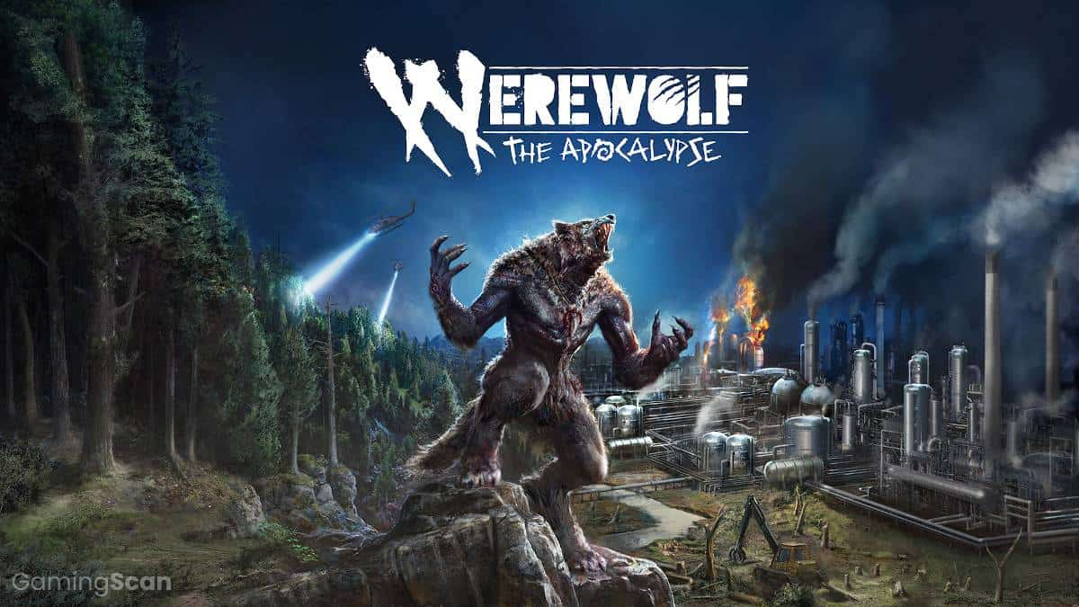 Werewolf: The Apocalypse Release Date and News
