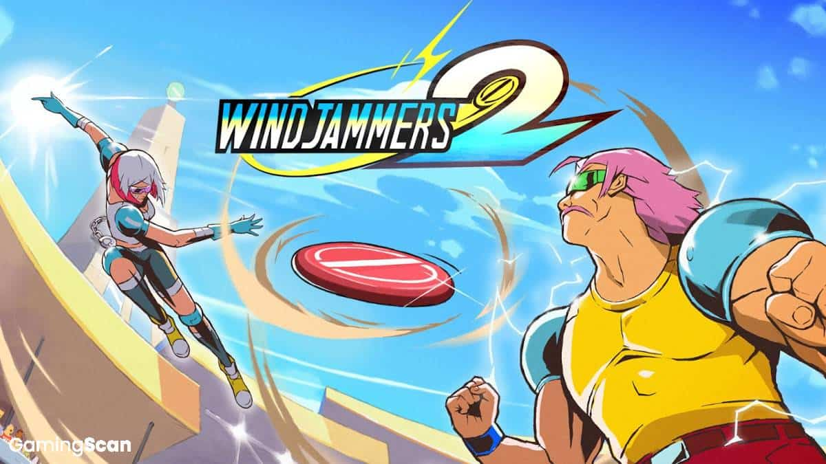 Windjammers 2 Release Date, News, Trailer, and Rumors
