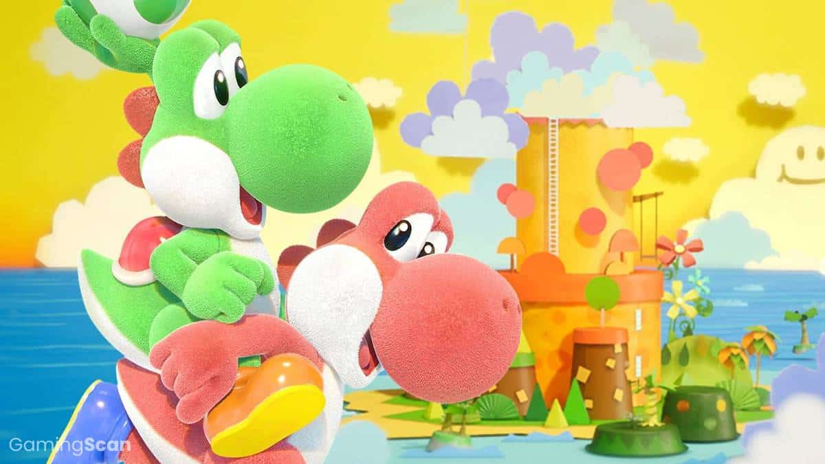 Yoshi's Crafted World Review