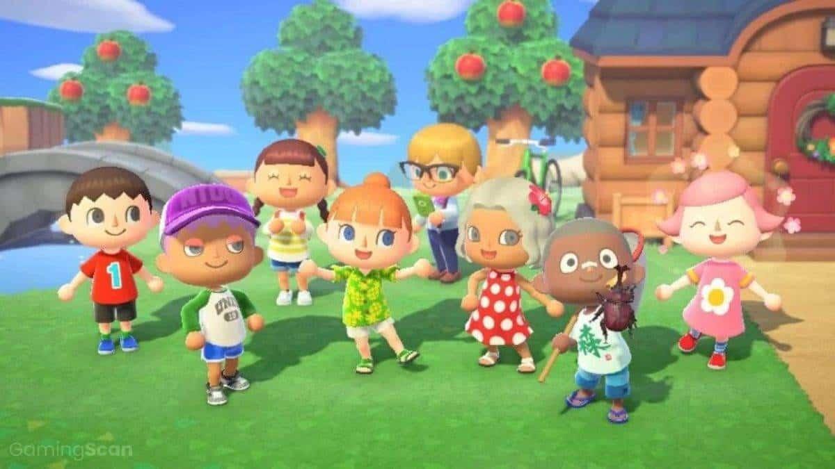 animal crossing new horizons multiplayer guide