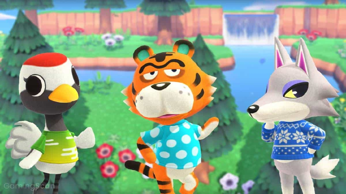 animal crossing new horizons villagers