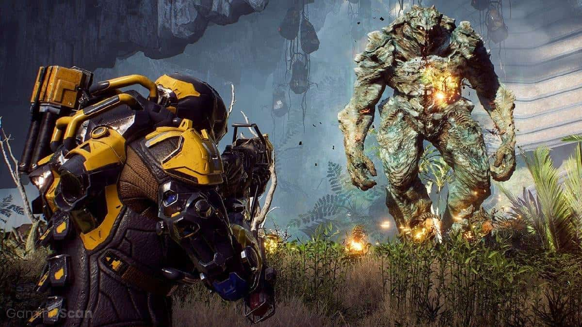 anthem enemy guide