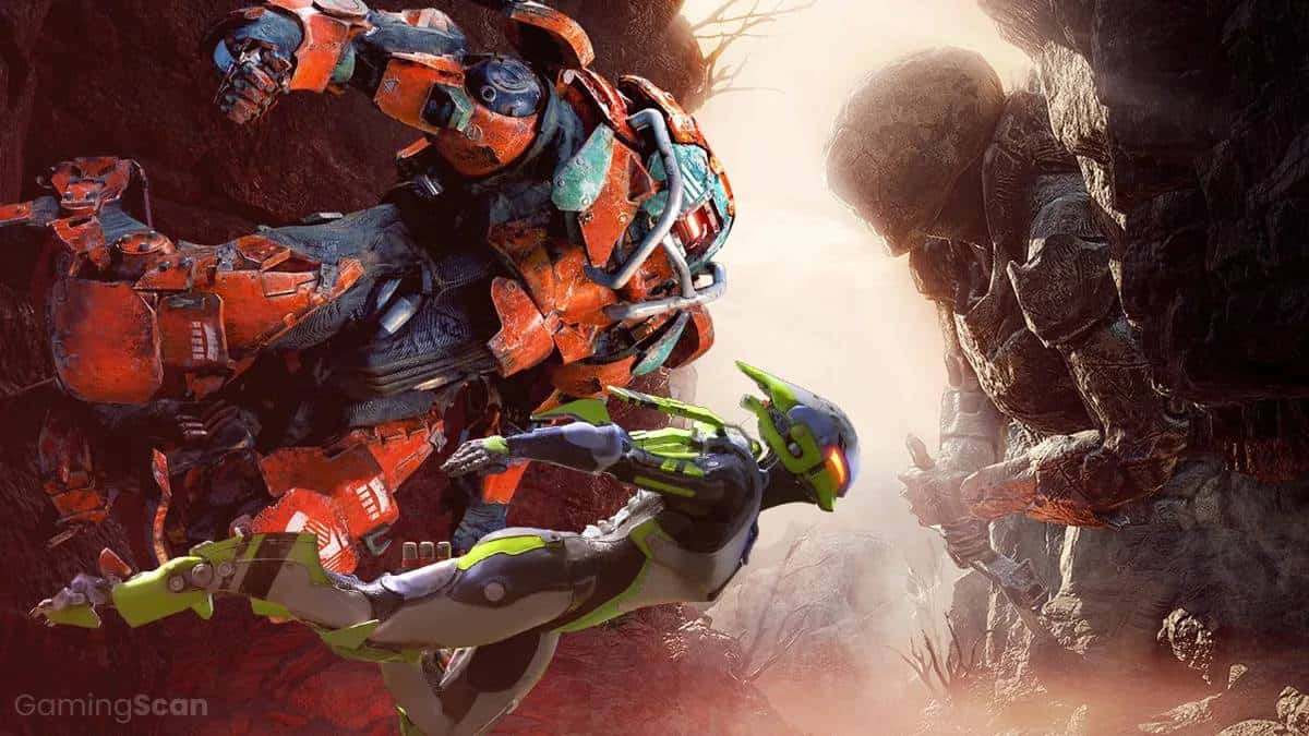 anthem freeplay guide
