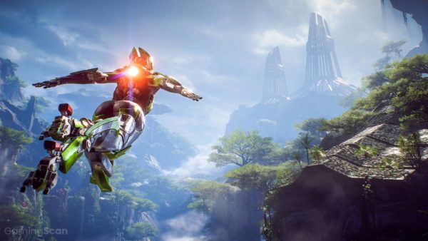 anthem interceptor javelin guide