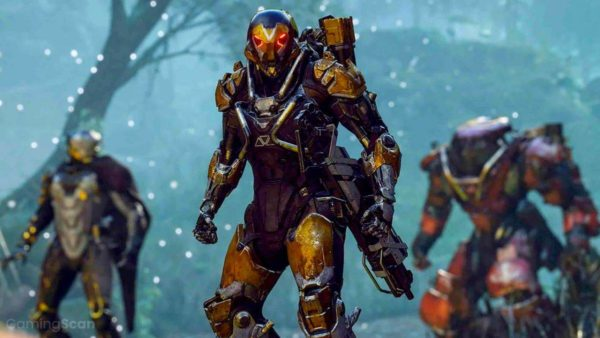 anthem ranger javelin guide