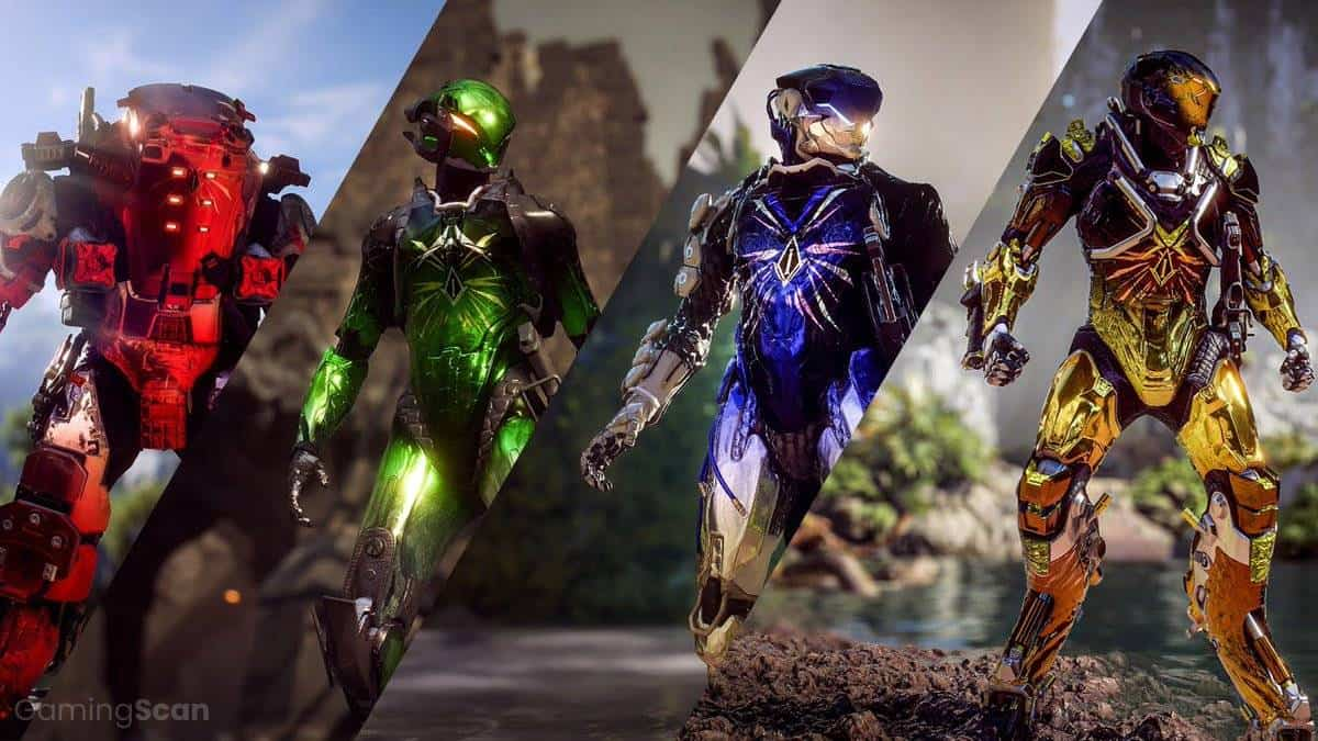anthem tips tricks