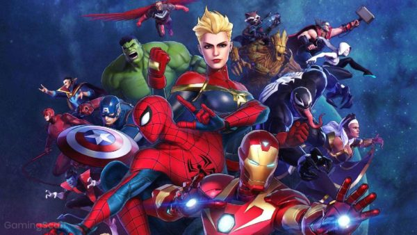 best superhero games