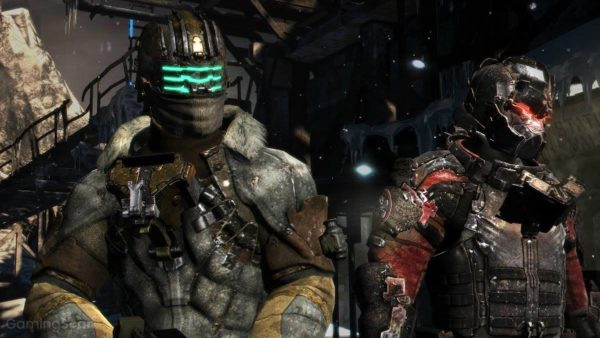 dead space games in order