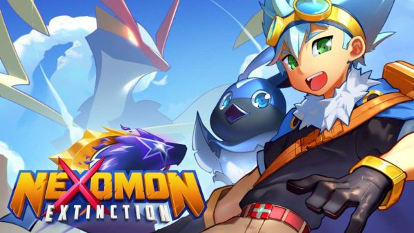 pokemon games - nexomon