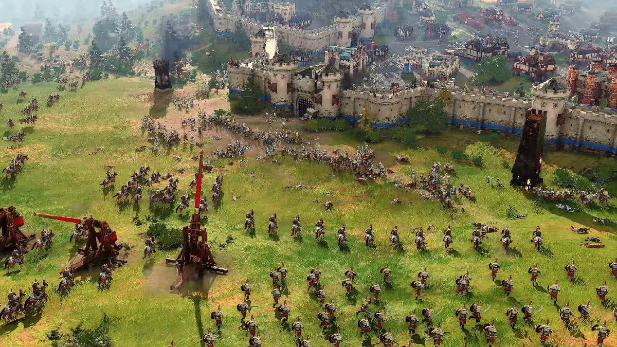 upcoming strategy games age of empires 4