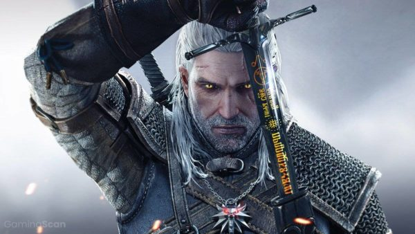witcher games in order