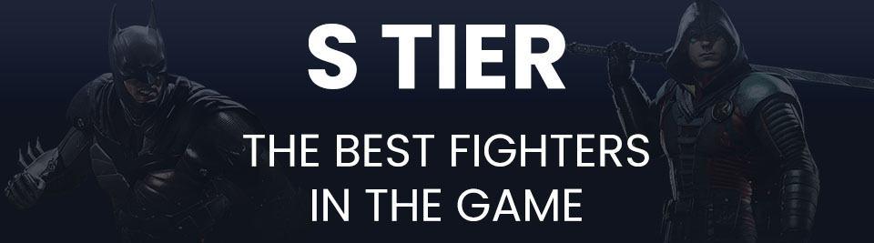 Injustice 2 Tier List Tier S