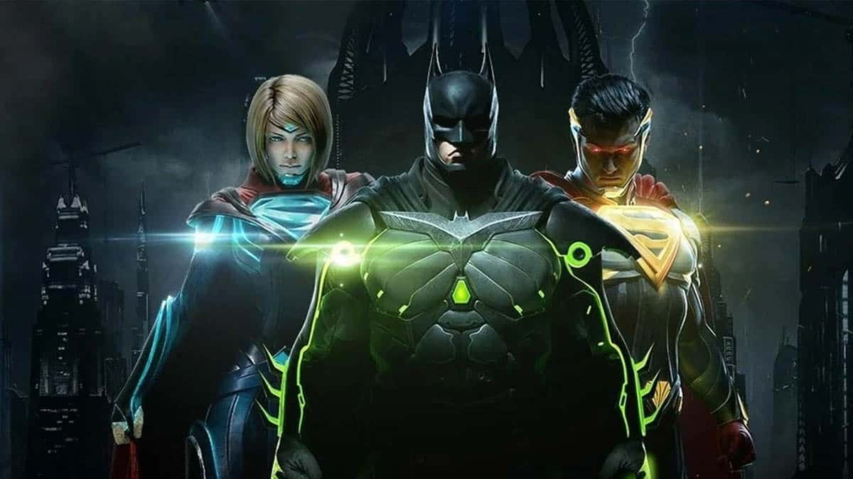Injustice 2 Tier List