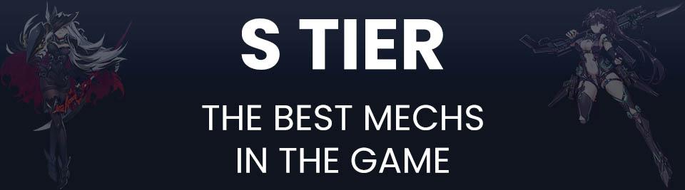 Iron Saga Tier List S Tier