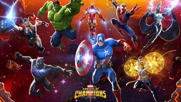 Marvel Contest of Champions Tier List