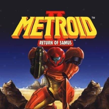 Metroid II Return of Samus