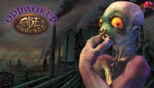 Oddworld Abe's Oddysee