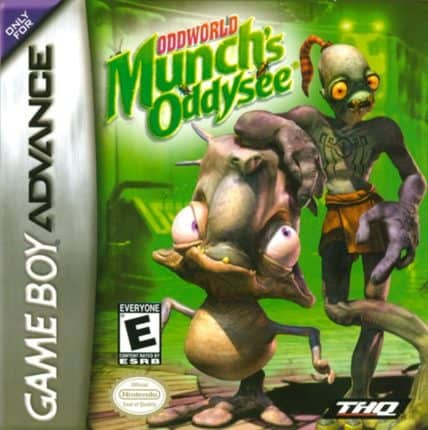 Oddworld Munch's Oddysee 2003