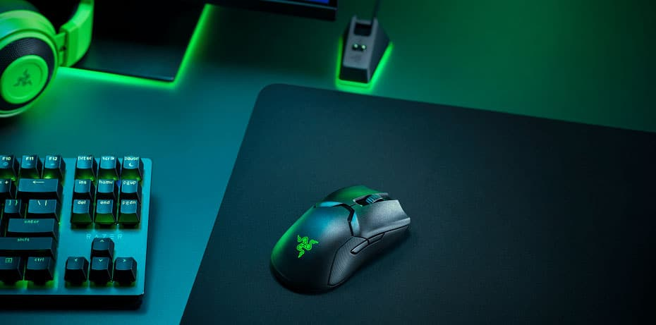 Razer Viper Ultimate Wireless Gaming Mouse