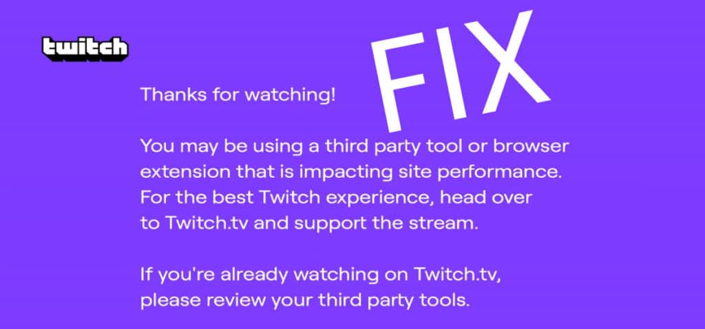 Twitch Third Party Tool